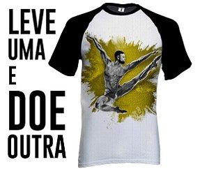Camiseta Ballet + Doação (PRÉ-VENDA)