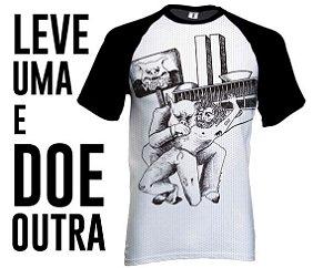 Camiseta Porco Político + Doação (PRÉ-VENDA)