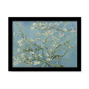 Quadro Amendoeira em Flor Van Gogh Obra