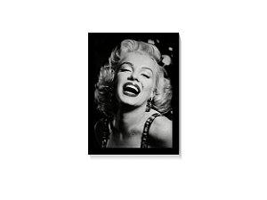 Quadro Marilyn Monroe P&B