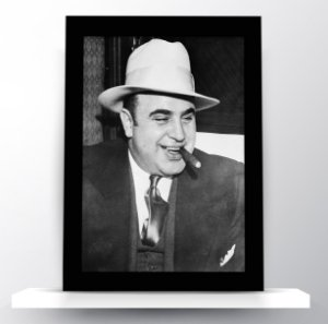 Quadro Al Capone
