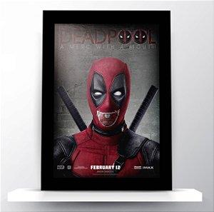 Quadro Deadpool (Poster)