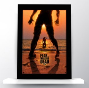 Quadro Fear The Walking Dead