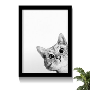 Quadro Happy Cat