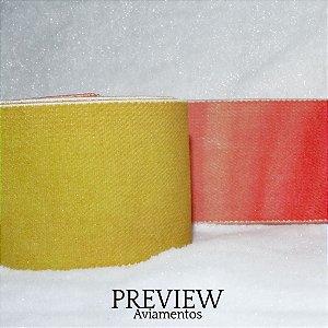 Elástico tie dye PW728 / PCT C/ 13,70m Larg. Aprox.: 40mm Comp. 100% Poliéster