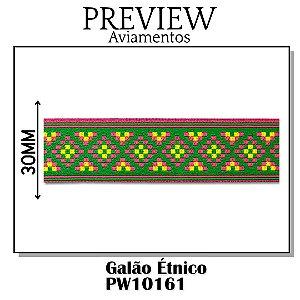 GALÃO ÉTNICO 30MM