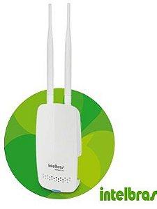 Roteador Wireless Intelbras Hotspot 300 - com check-in no Facebook