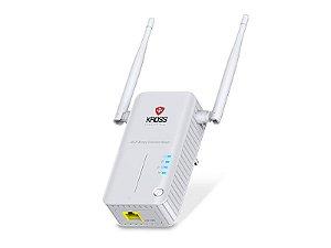 Repetidor Wi-Fi 300Mbps Kross Elegance KE-RP300U