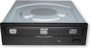 Gravador e Leitor de CD/DVD, SATA, 24X, Preto Liteon