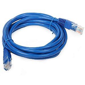 Cabo de Rede 3MT Cat 06 Plus Cable