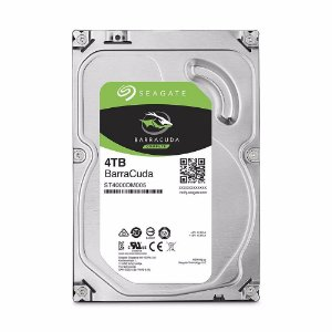 HD Interno 3.5 Seagate 4TB Desktop BarraCuda Sata - 5900RPM