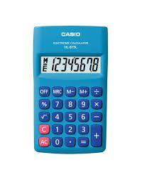Calculadora de Bolso HL-815L-Bw Casio