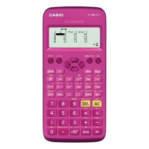 Calculadora Científica 274 Funções FX-82LAX-PK Rosa