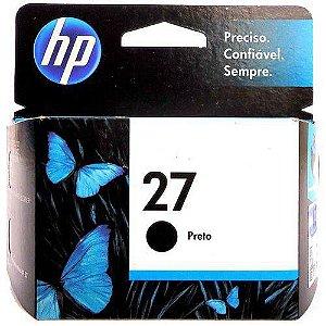 Cartucho de Tinta 27 Preto HP