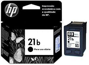 Cartucho de Tinta 21b Preto HP