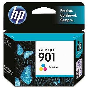 Cartucho de Tinta 901 Colorido HP