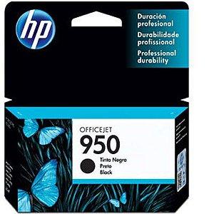 Cartucho de Tinta 950 Preto   HP