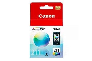 Cartucho de Tinta   211  Colorido  Canon