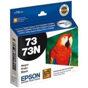 Cartucho de Tinta 73N Preto Epson