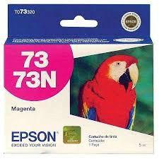 Cartucho de Tinta 73N  Magenta Epson