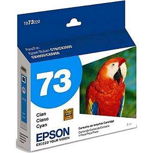 Cartucho de Tinta 73N  Ciano Epson