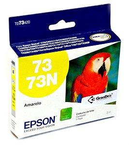 Cartucho de Tinta 73N  Amarelo  Epson