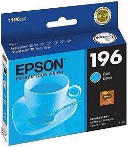Cartucho de Tinta 196 Azul Epson