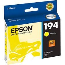 Cartucho de Tinta 194 Amarelo Epson
