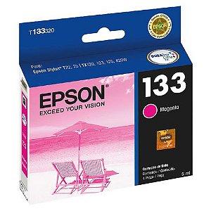 Cartucho de Tinta 133 Magenta Epson