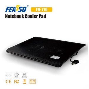 Base p/ Notebook com Cooler Feasso FN-710