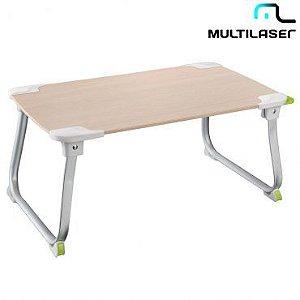 Mesa Portátil p/ Notebook Multiuso Dobrável AC248 Multilaser