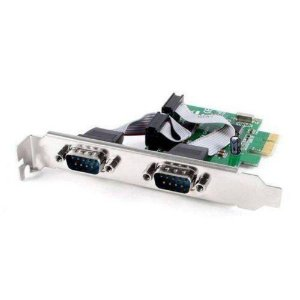 Placa PCI-E 2 Serial Feasso JPSS-02