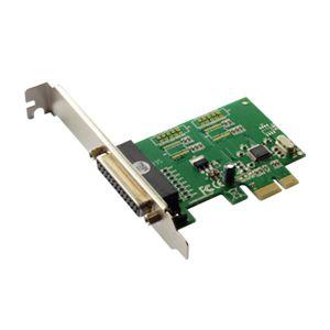 Placa PCI-E Paralela Jikatec KPE-703