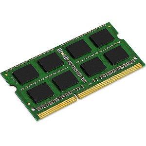 Memória Kingston 8GB DDR3 1600Mhz CL11 - KVR16LS11/8