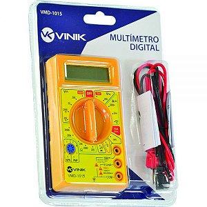 Multímetro Digital Vinik - VMD-1015