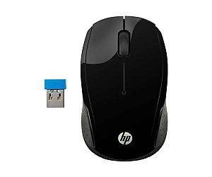 Mouse Sem Fio X200 Oman Preto HP - X6W31AAABL