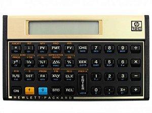 Calculadora Financeira Gold HP - 12C