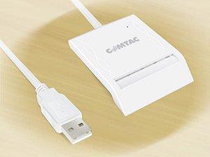 Leitor e Gravador de SmartCard Comtac - 9202