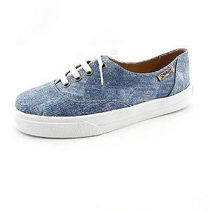 Tênis Quality Shoes Feminino 005 Jeans