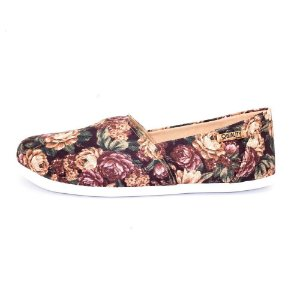Alpargata Quality Shoes Feminina 001 Floral
