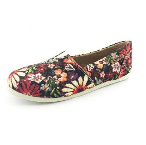 Alpargata Quality Shoes Feminina 001 Floral 796