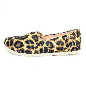 Alpargata Quality Shoes Feminina 001 Onça