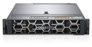 SERVIDOR RACK POWEREDGE R540H INTEL SILVER 4110 2.1GHZ, 8C (1X PROC.) 32GB RAM, 2X 600GB HD SAS, DVD-RW, 2X FONTE 750W, SEM SISTEMA OPERACIONAL - DELL