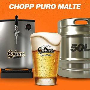 Chopp Colina Puro Malte 50 Litros