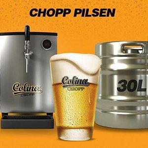 Chopp Colina Pilsen 30 Litros