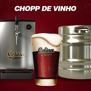 Chopp Colina Vinho 30 Litros