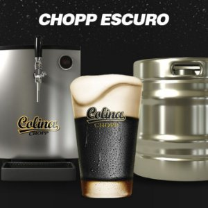 Chopp Colina Escuro 30 Litros