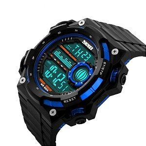 Relógio Skmei Sk-1115 Digital Azul