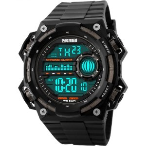 Relógio Skmei Sk-1115 Digital Preto