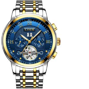 Relógio Lige Automático Original Lg9841
